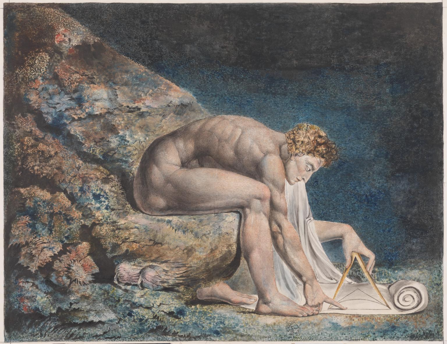 Tate Britain Is To Conduct William Blake's Exhibition