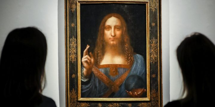 'The Last Leonardo': One painting's multi-million pound journey
