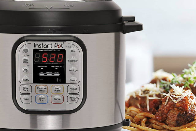 amazon instant pot pressure cooker deals duo80 8 qt 7 in 1 multi  use programmable 4