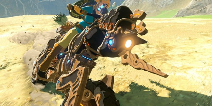 Breath of the Wild Now Best-Selling The Legend of Zelda Game