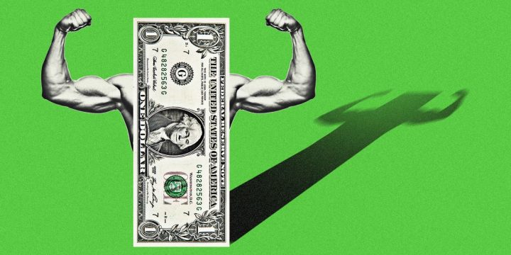 Dollar Towers Above Rivals, Posing Fresh Threats to Financial Markets