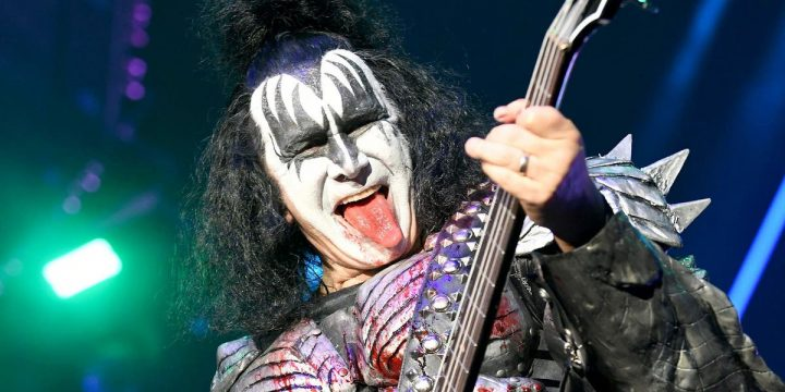 Gene Simmons: 'My eyesight's good. My schmeckle works. What else do you want?'